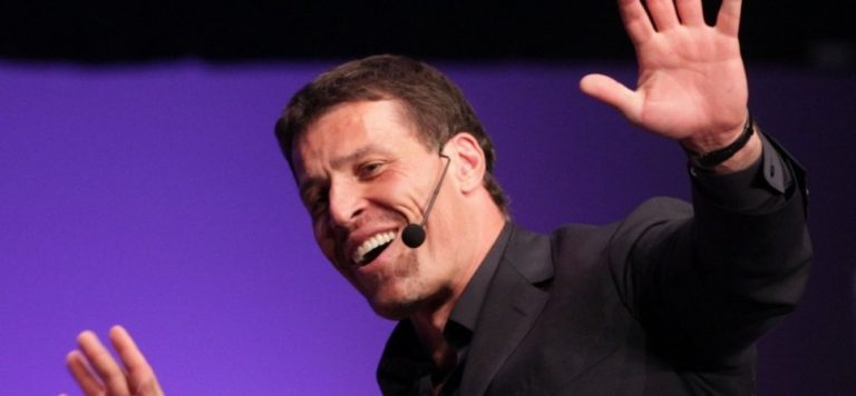What Tony Robbins taught me about barre class
